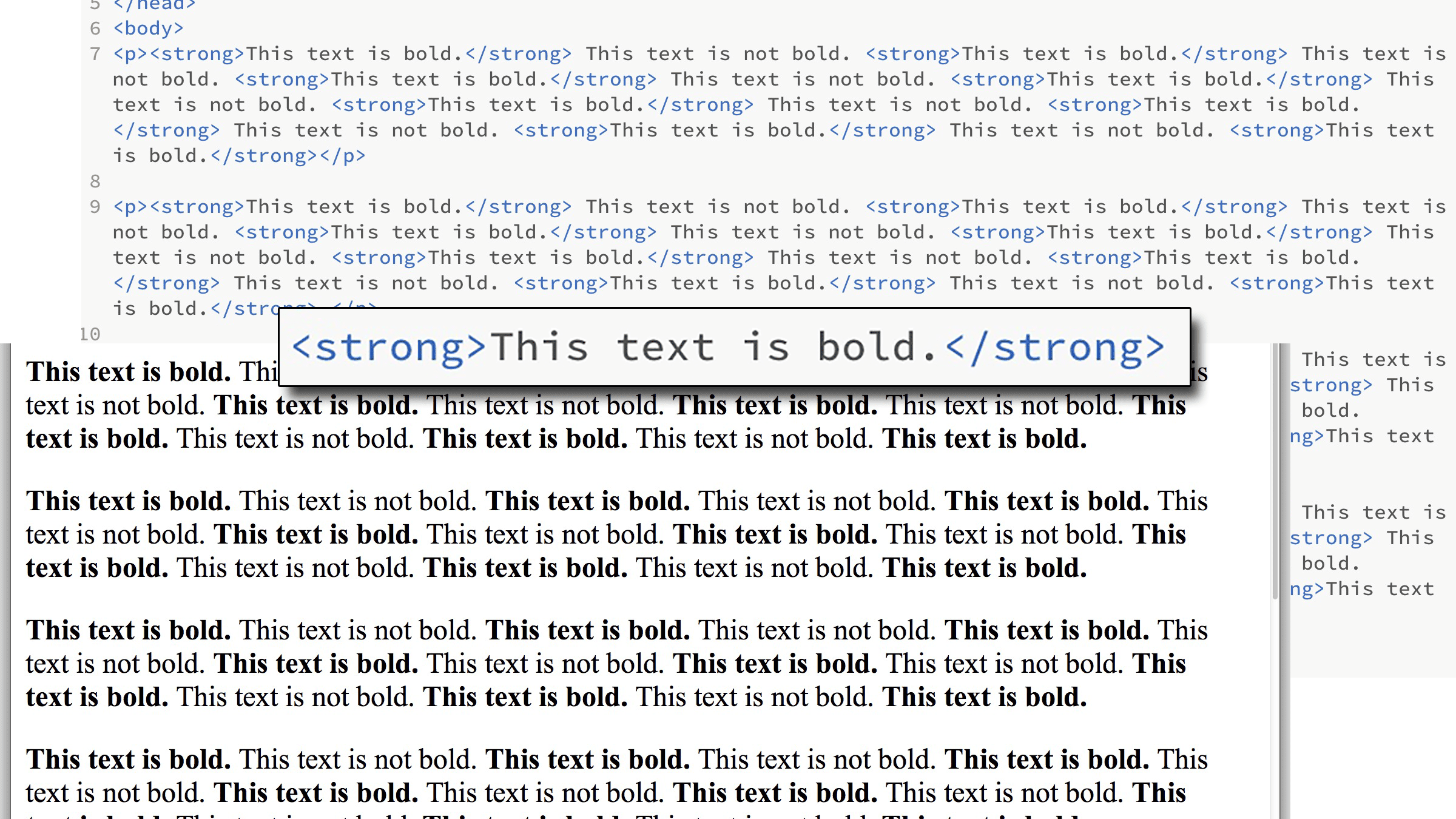 How and When to Use an Emphasis Tag in HTML