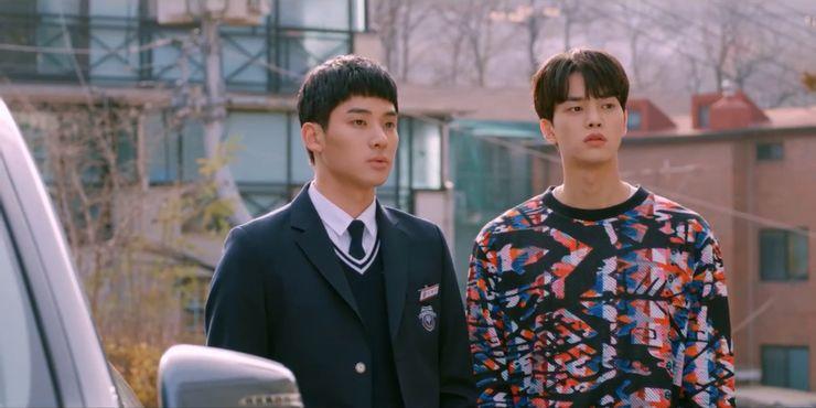 Korean drama 'Love Alarm'