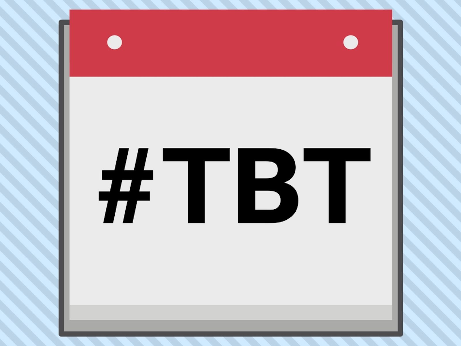 10 Funny Throwback Thursday Ideas to Share
