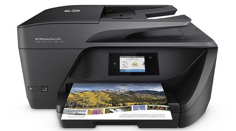 Image of an inkject printer