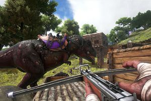ARK Survival Evolved screen 1