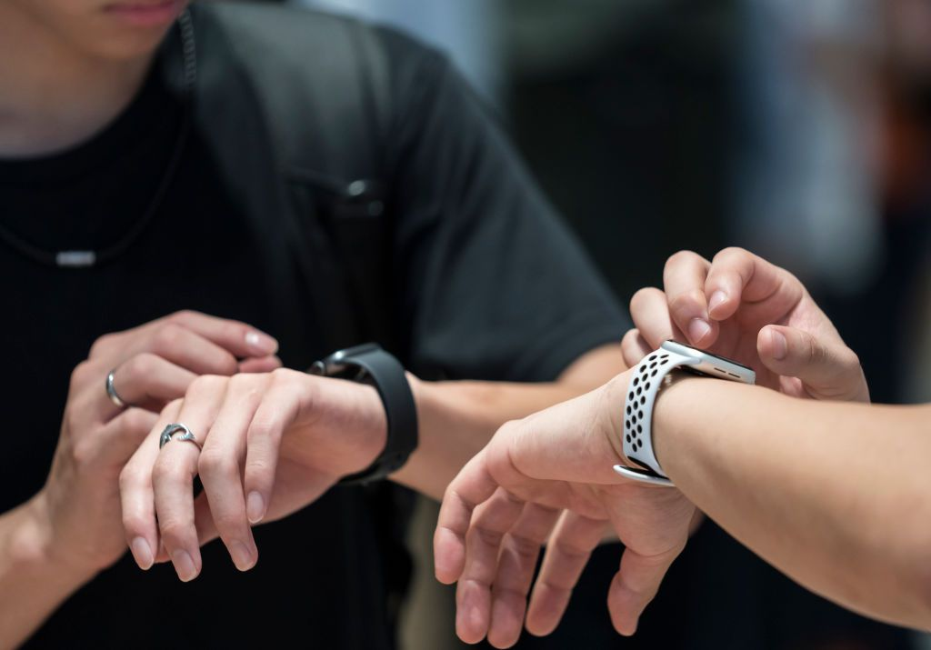 Apple Watch users
