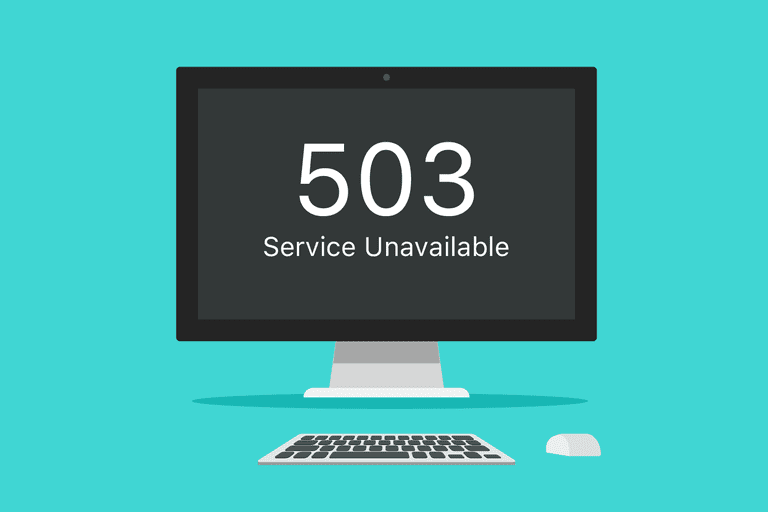 503 Service Unavailable Error (How to Fix It)