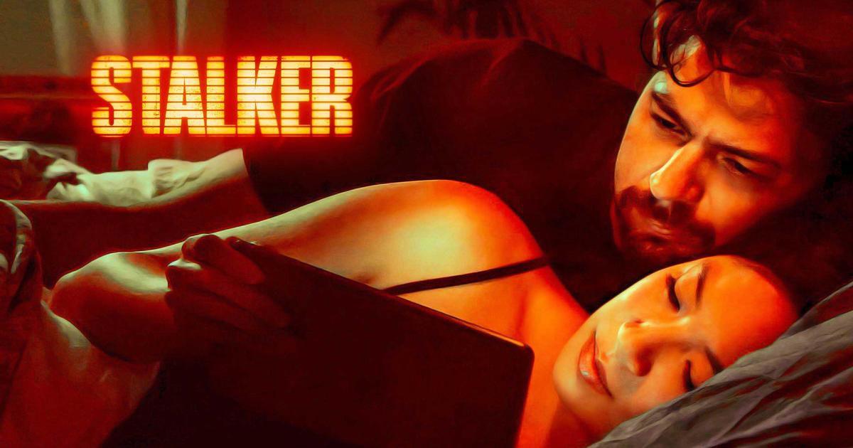 Christine Ko and Vincent Van Horn in Stalker
