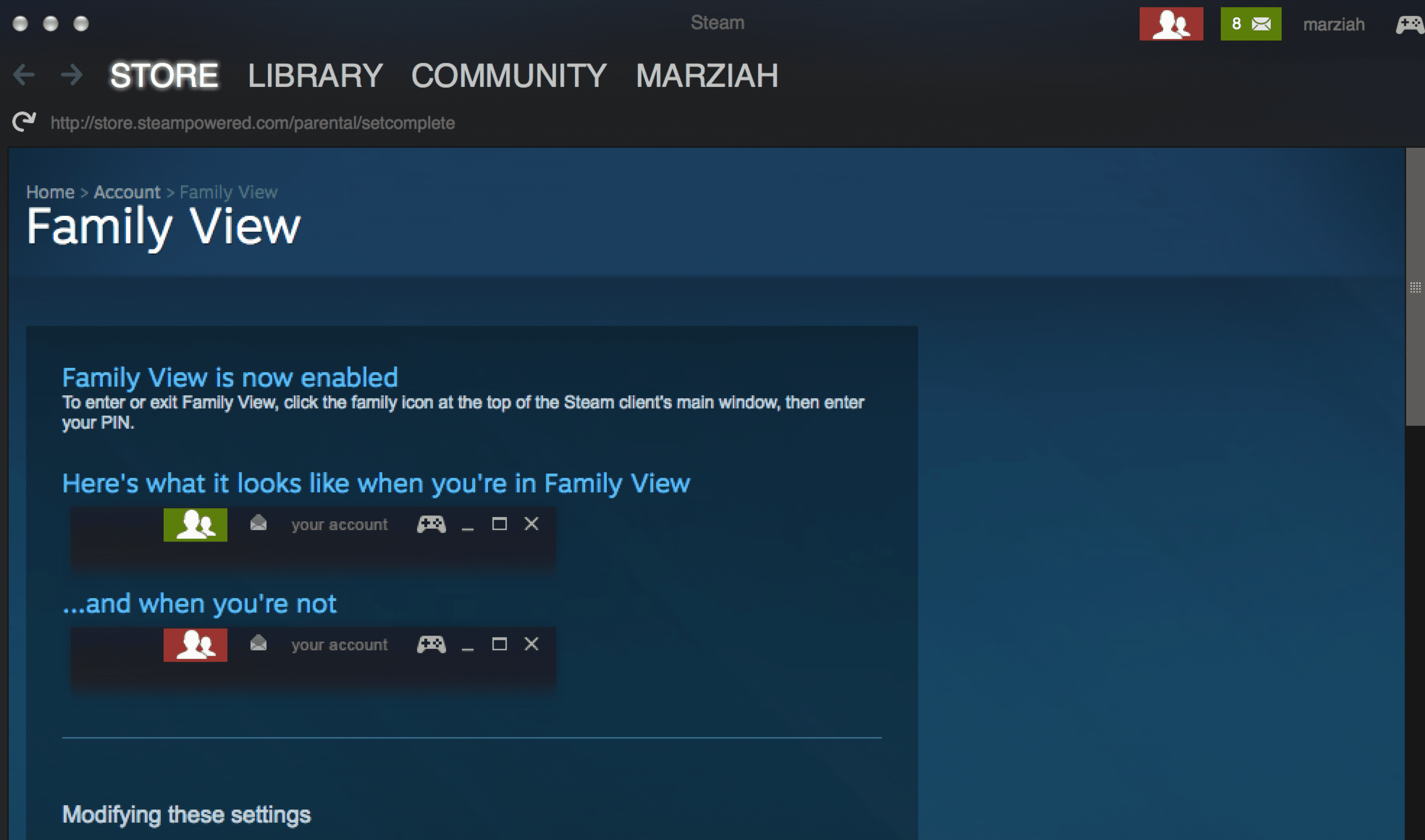family library sharing steam