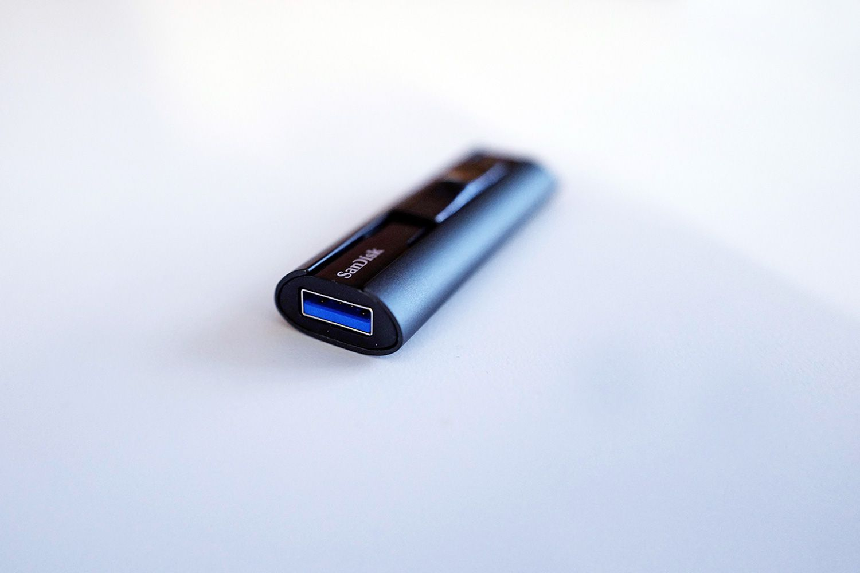 SanDisk Extreme PRO 128 GB Drive