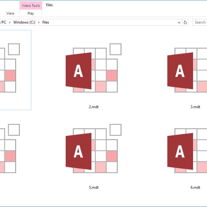 How to Open, Edit, & Convert MDT Files