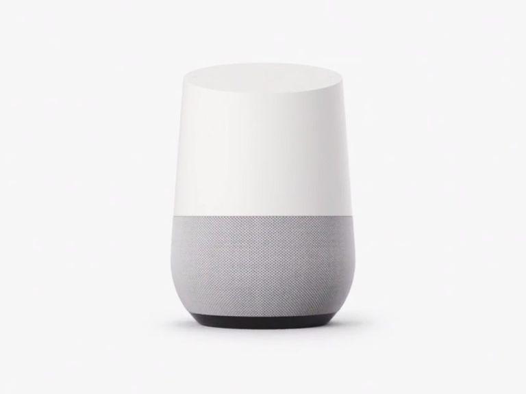 Google Home - grey base