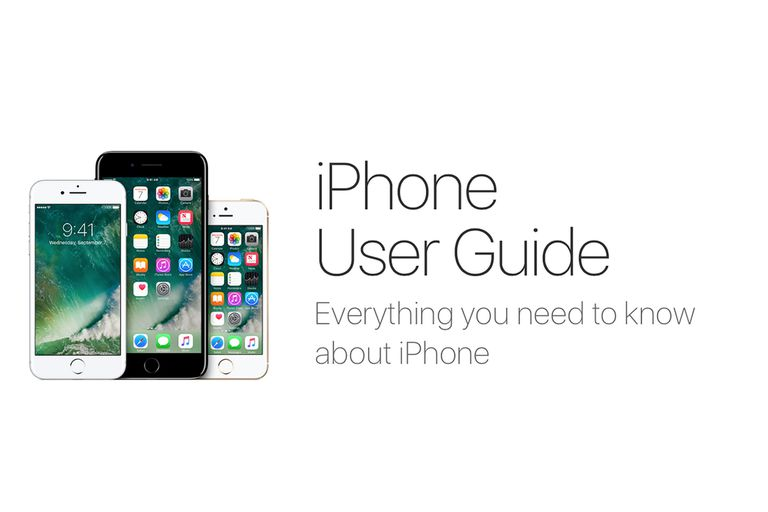 Download iPhone User Guides for Every Model on