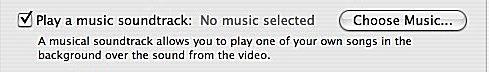 Play a soundtrack box