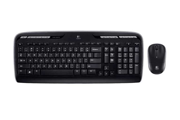 how to install a wireless keyboard and mouse