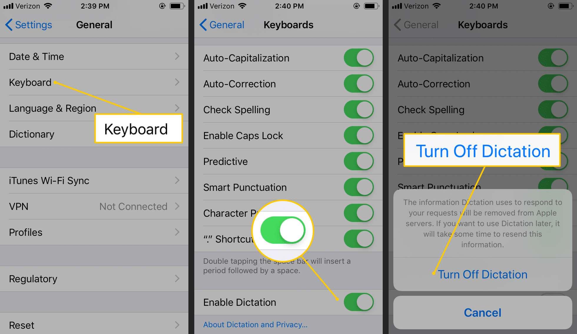 How to Turn Siri Off on iOS & macOS