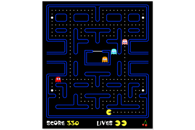 Pacman online game