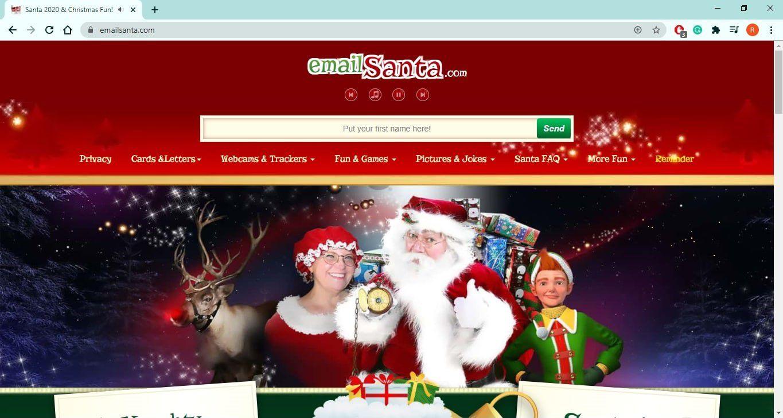 EmailSanta.com