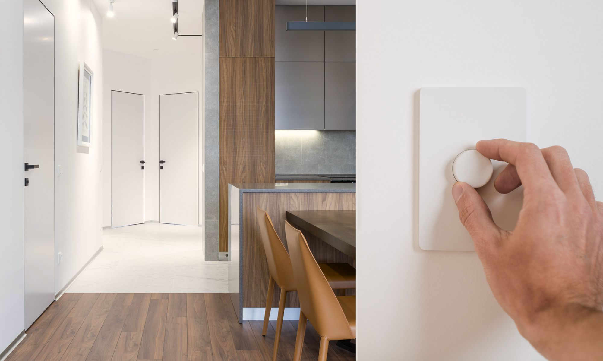 Nokia's new smart dial light switch