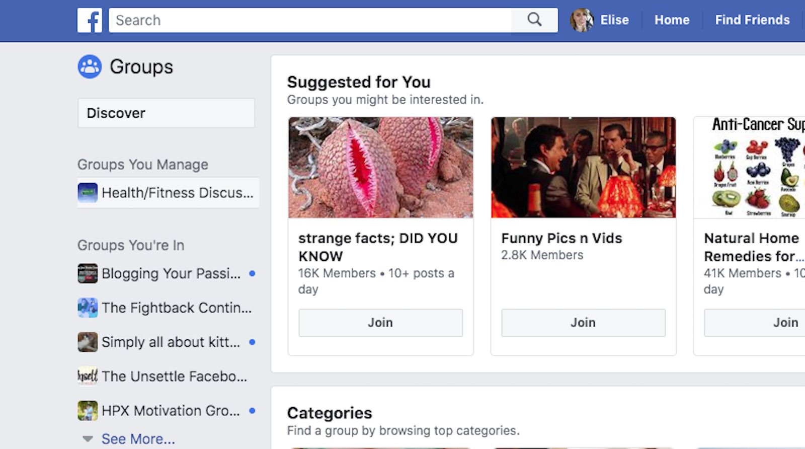 كيفية حذف جروب الفيسبوك