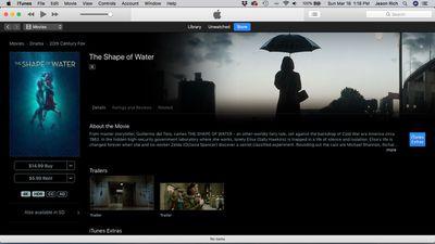 iTunes screenshot