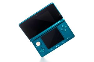 Nintendo 3DS video game console