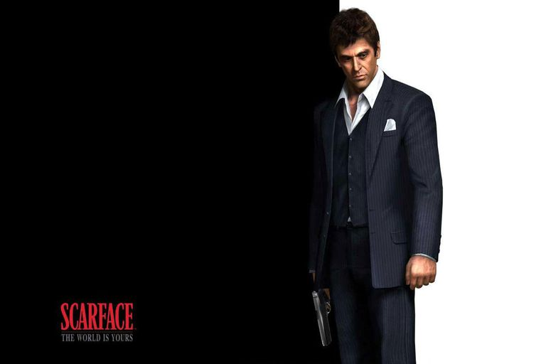 Scarface: The World is Yours promo image