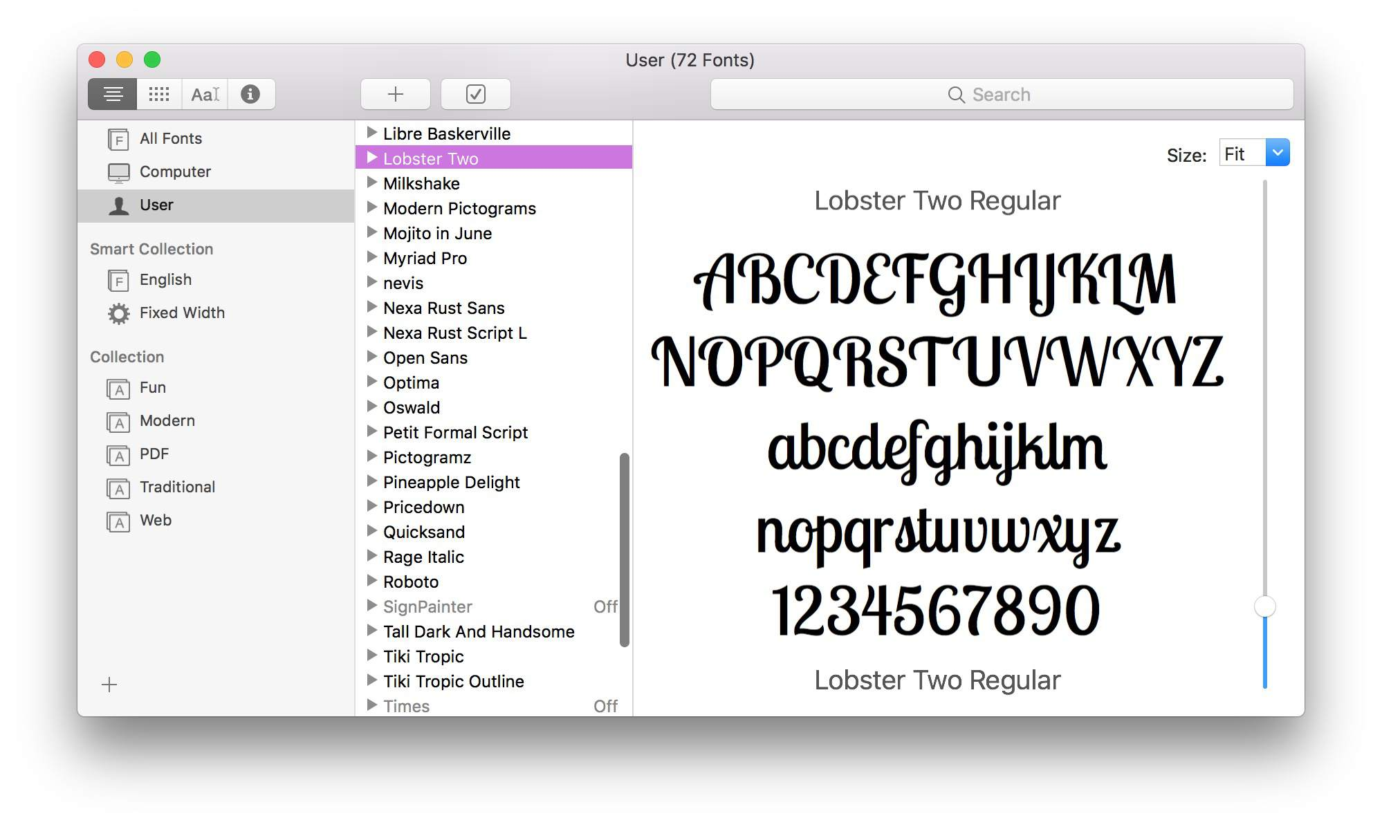 How to Manually Install Fonts on Your Mac