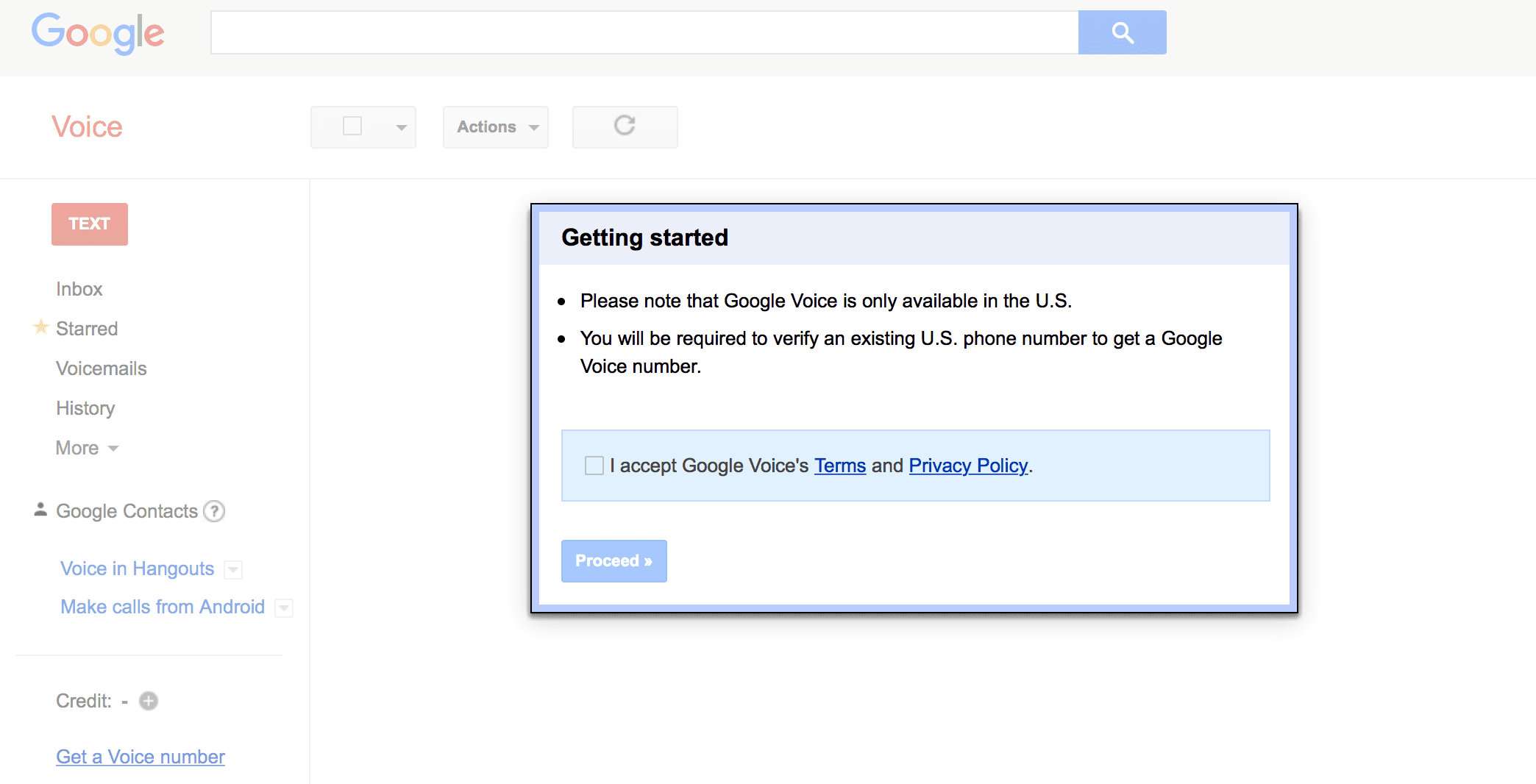 Send Text Messages Free with Google Voice