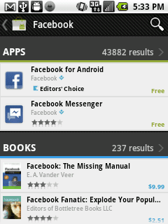 Facebook Messenger for Android Download