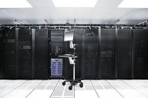 Server room, computer, technology,
