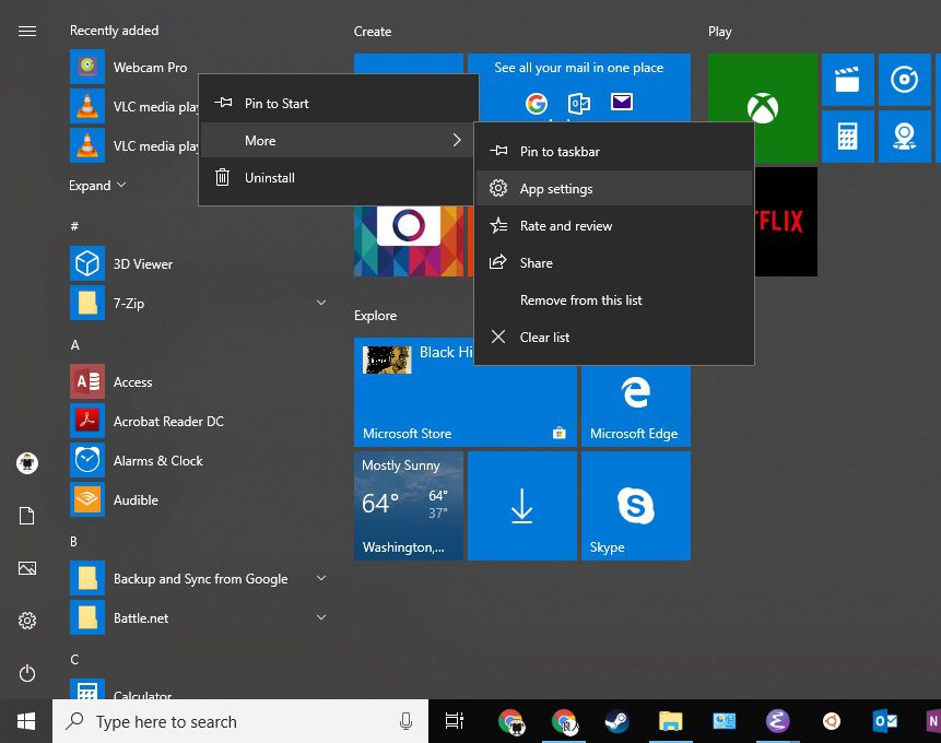How to Access and Manage Windows 10 App Permissions