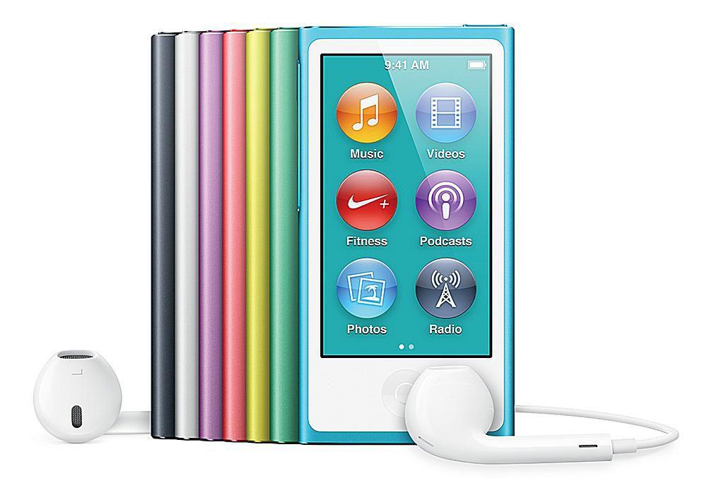 7th Generation iPod nano