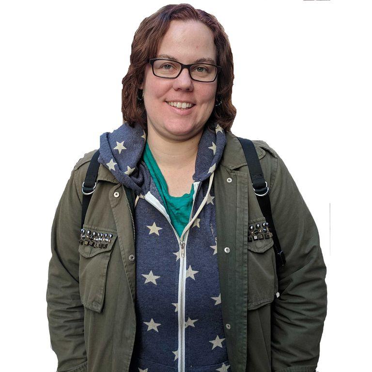 Molly McLaughlin.