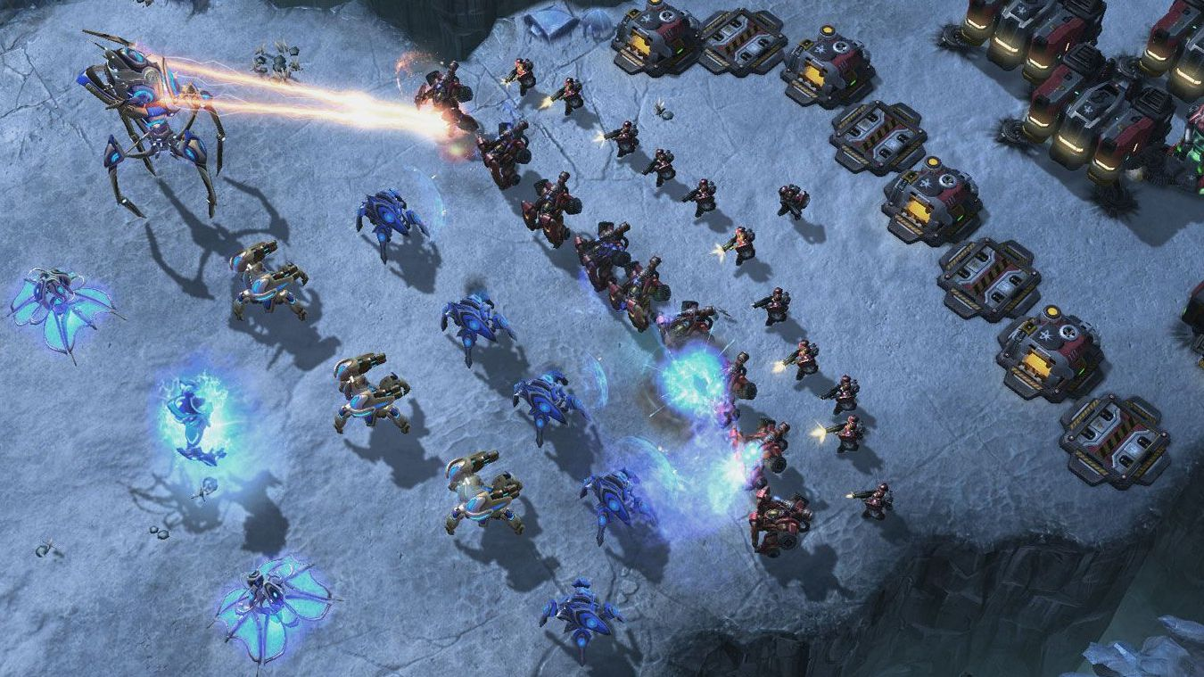 Starcraft Ii Wings Of Liberty System Requirements