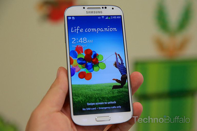 samsung galaxy s4 smartphone review
