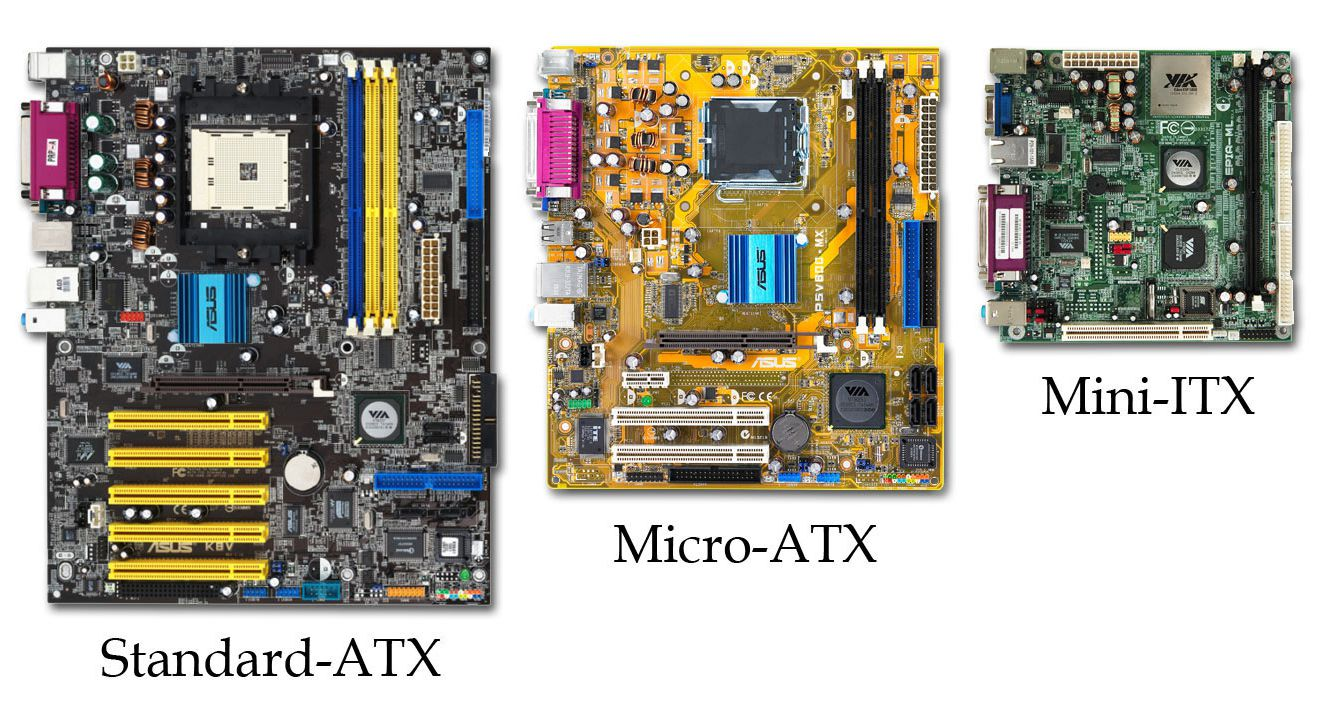 Guide To Selecting The Right Motherboard For Your Pc Circuit Board Components Find