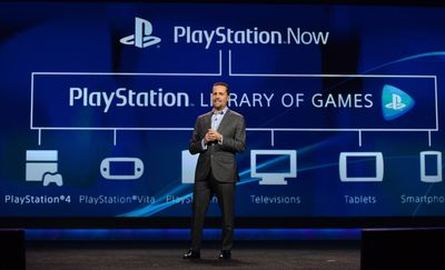 PlayStation Now - 2014 CES