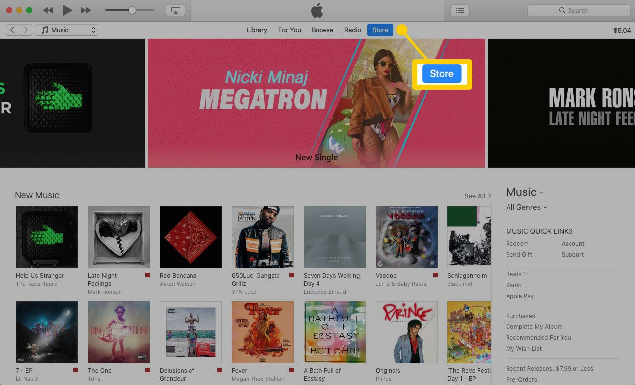 How to use iTunes rentals