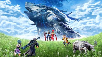 Cover art for Xenoblade Chronicles 2