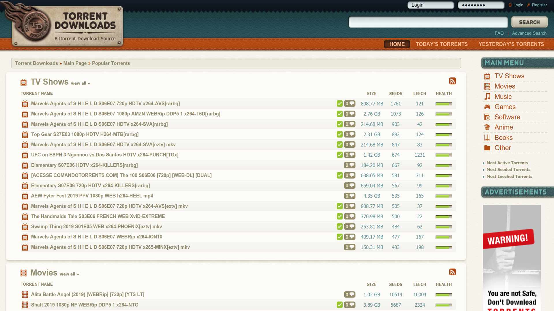 The Best Sites for Torrent Games