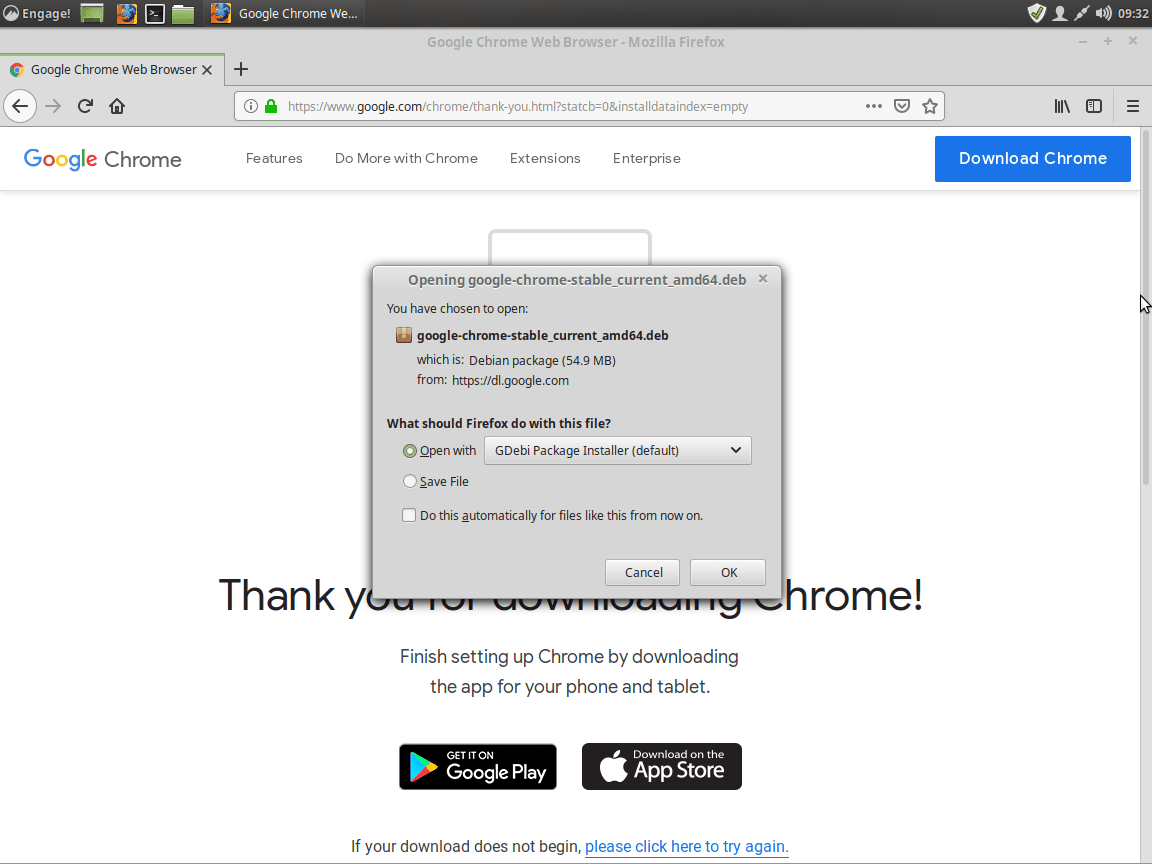 google chrome free download for ubuntu 14.04 32 bit