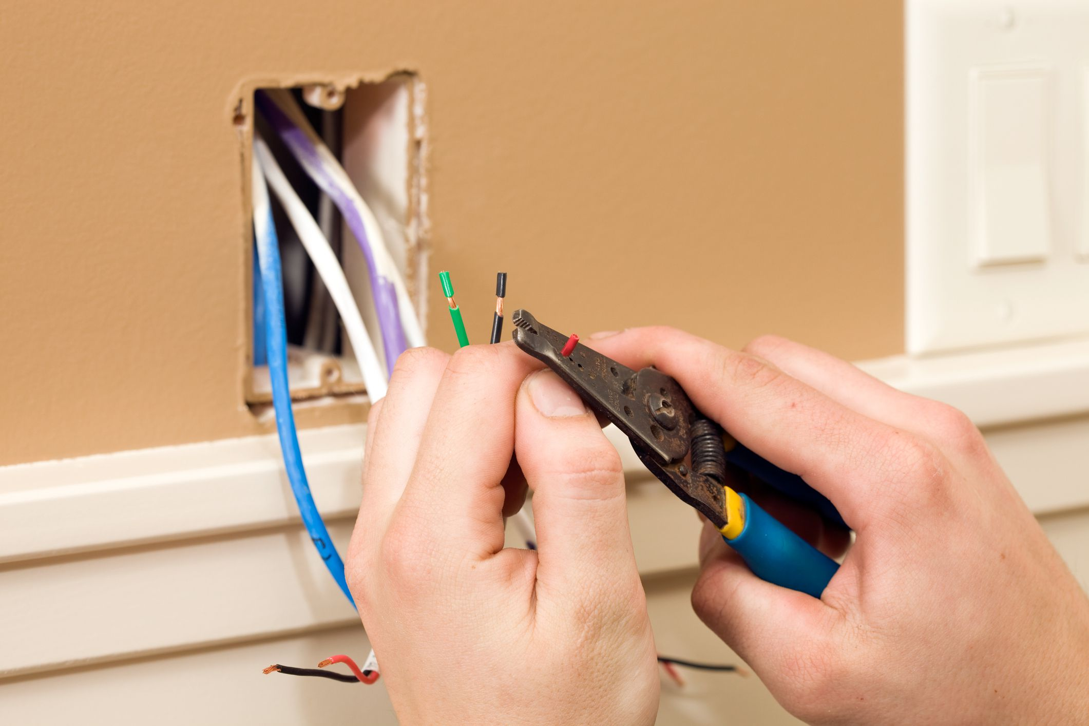 How To Hide Or Disguise Speaker Wire Around The Home Running Electrical Wiring At
