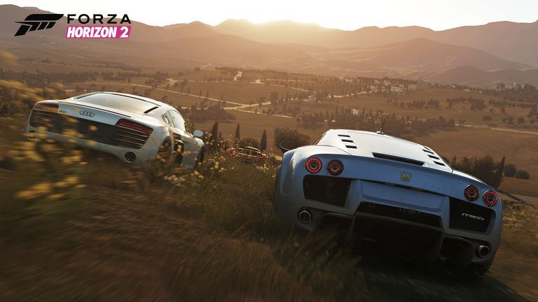 Forza Horizon 2 Review XONE