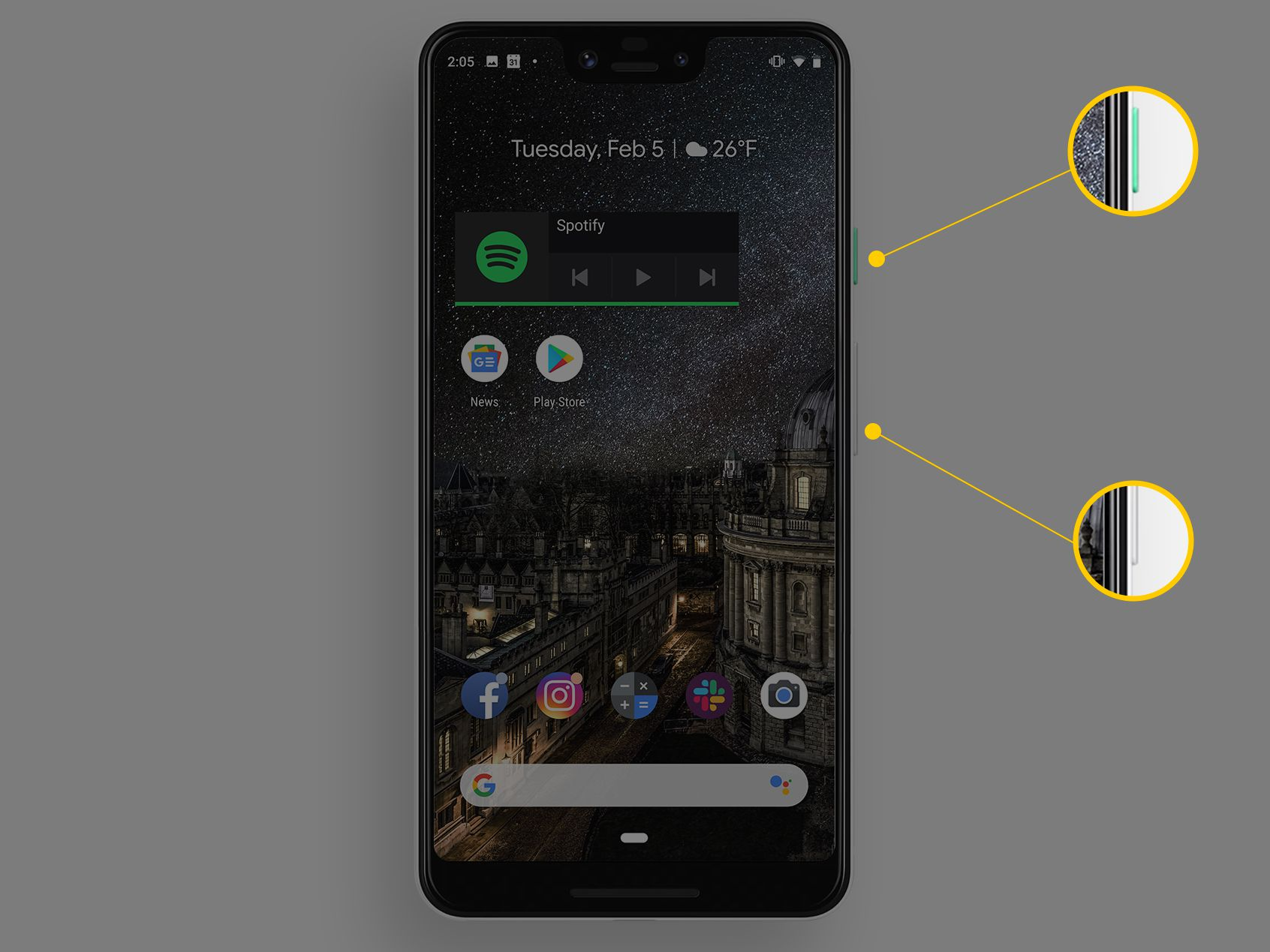 How To Take A Screenshot On An Android Phone Or Tablet
