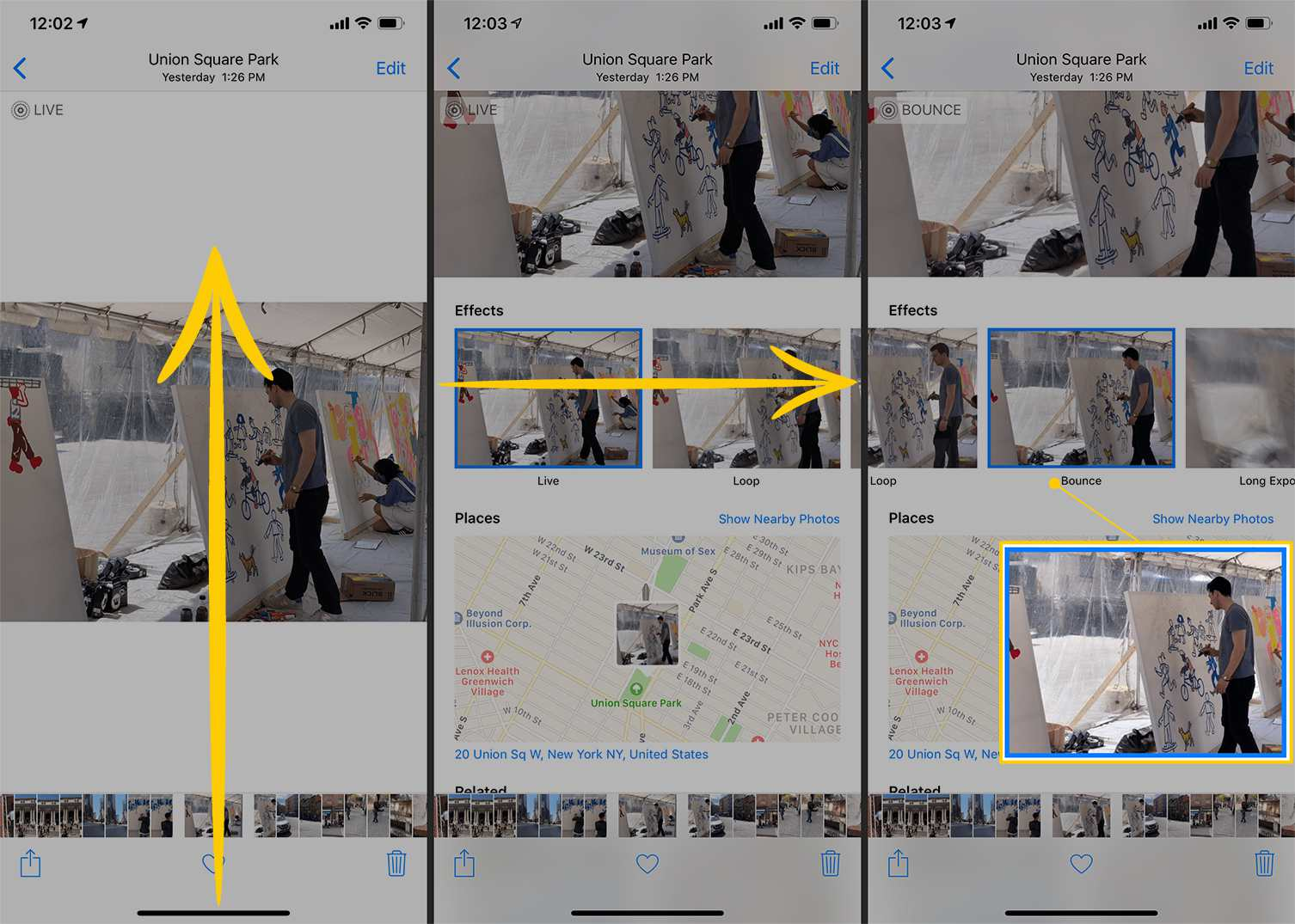 How to Use the Live Photo Editor on iPhone