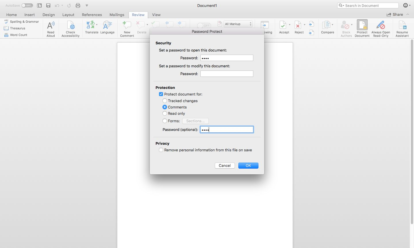 How to Unlock a Password-Protected Word Document