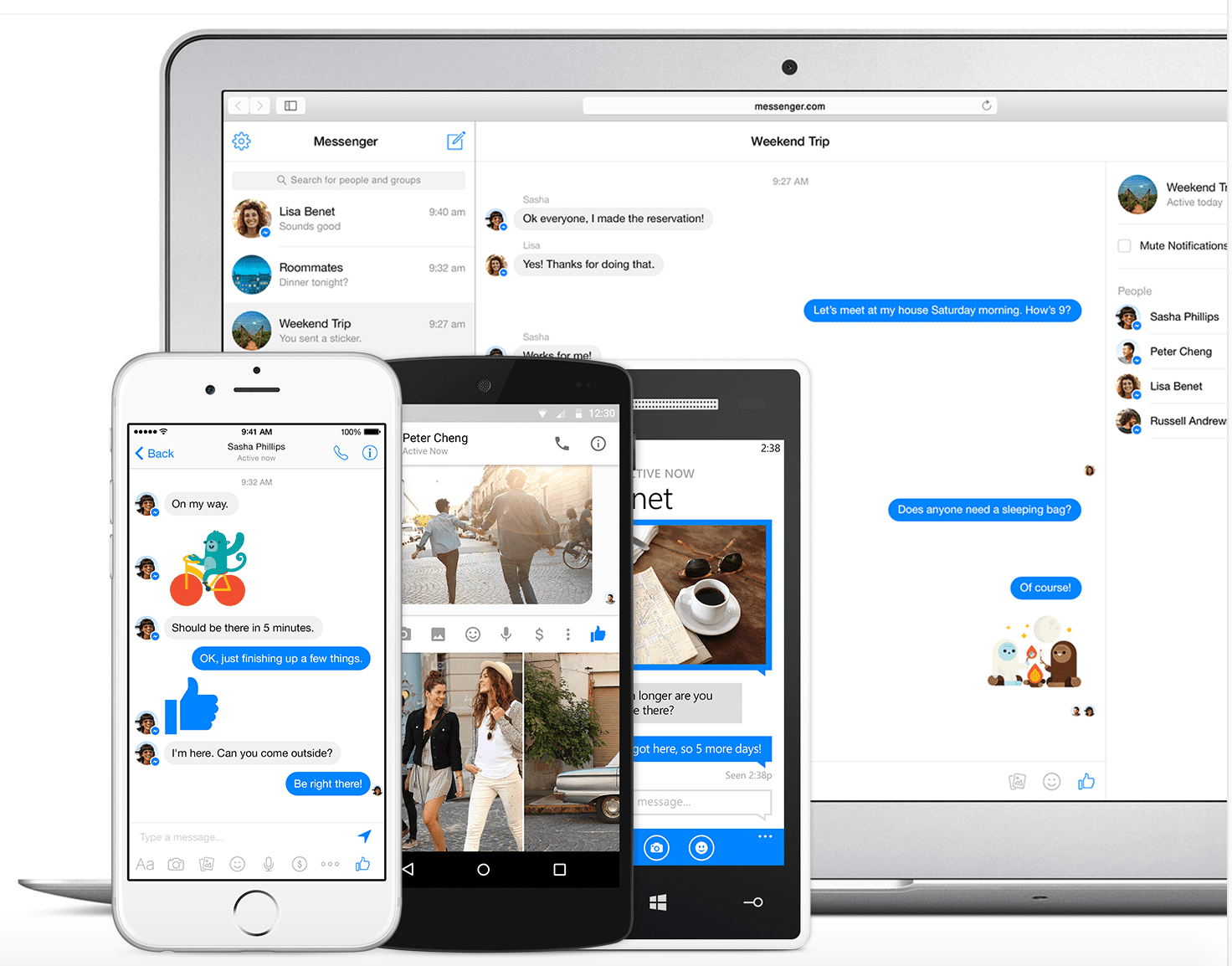 delete archived messages on messenger app iphone