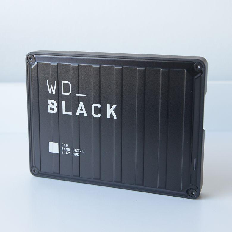 WD Black P10