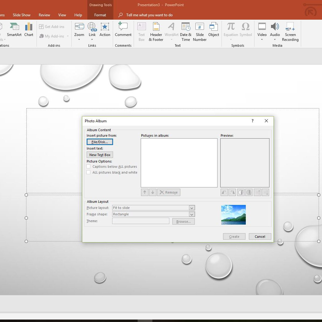 How To Create Digital Photo Albums In Powerpoint