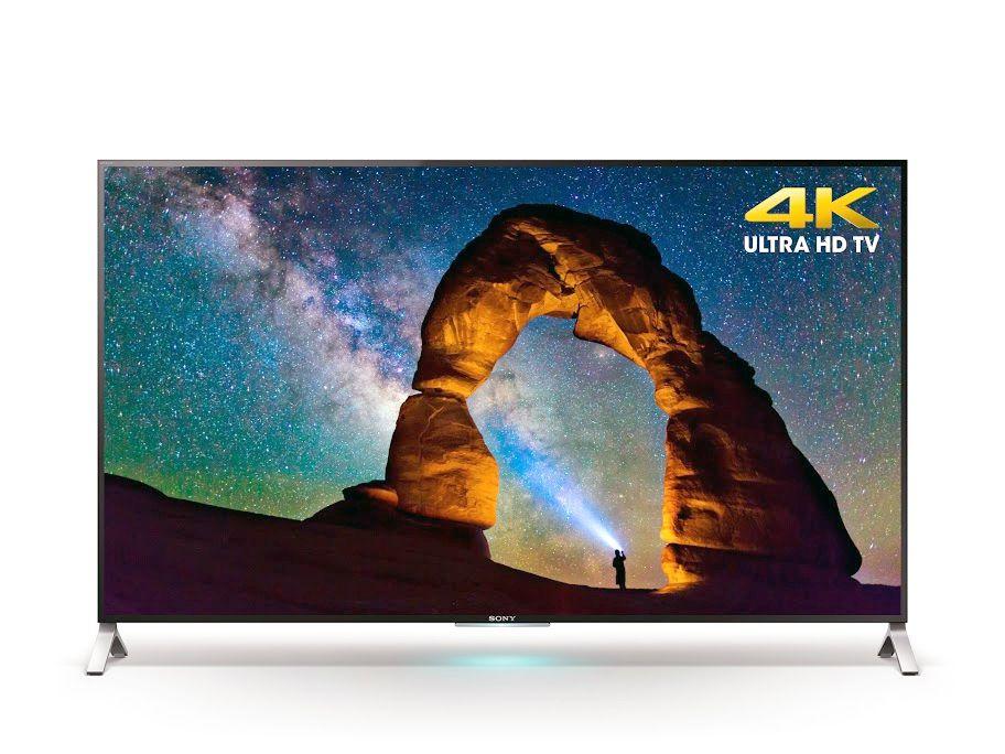 Sony XBR-X900C Series 4K Ultra HD TV