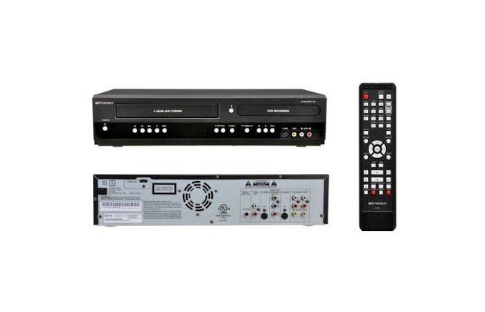 The 9 Best Dvd Recorder Vhs Vcr Combinations Of 2019