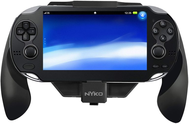 Nyko for PS Vita Power Grip Review & Rating