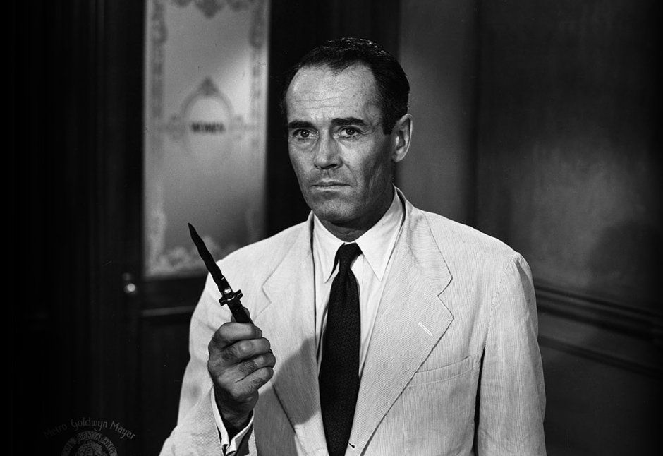 Promotional image for the film 12 Angry Men